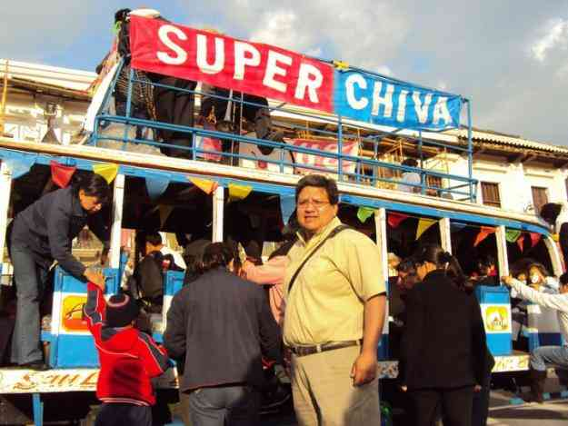 CHIVA CON BANDA DE PUEBLO RESERVE CON TIEMPO