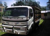 Camion para mudanzas