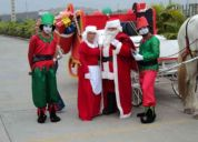 animaciones infantiles y agazajos navideÑos para todo tipo de eventos 088614118