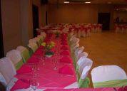 Servicios de comidas y banquetes bodas, cenas , comida en casa , reunión familiar, celebra