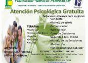 Atencion psicologica gratuita