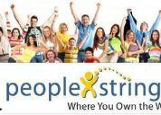 People string:empieza hacer de tu red social tu mejor negocio!