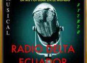 Radio delta ecuador