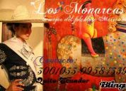 Deja todo en nuestras manos, amenizamos tu evento a lo mero mero, los monarcas tu mariachi