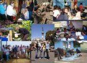 Frivilligt socialt arbete i ecuador, sydamerika - socialt arbete volontärprojekt i ecuador