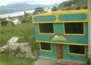 Turismo y alojamiento rural en san pablo del lago