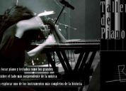 Clases de piano - quito