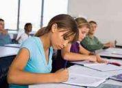 Tareas dirigidad**** nivelaciones academicas en todas las materias ****