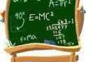 **  clases: matemÁtica, fÍsica, quÍmica  099416-768  **
