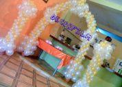 Cursos de globos  y decoracion con globos