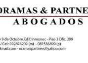 Oramas & partners - abogados - legal service