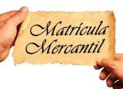 Matricula de comercio - matricula mercantil a bajos costos. en guayaquil.