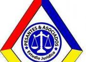 Abogados, estudio juridico pesantes & asociados
