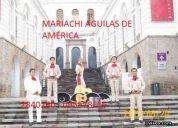 Mariachis en quito: aguilas de amÉrica mariachi profesional