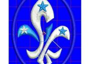 Logos bordados scouts ecuador