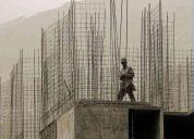 Maestro constructor .... obras civiles / obras viales