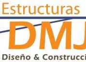 Construcción obra civil y estructuras metálicas