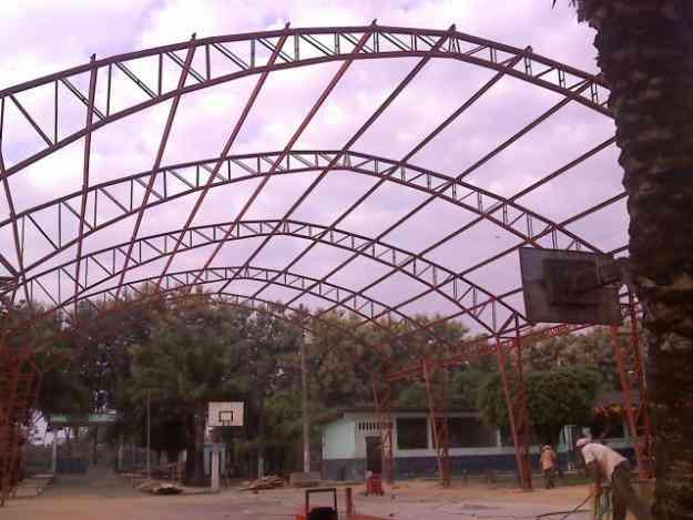Estructuras metalicas galpones losas prefabricadas - Estructuras metalicas prefabricadas ...