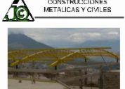 Construcciones metalicas y civiles