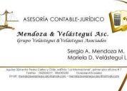 AsesorÍa contable-juridÍco