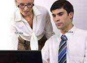 Asistente de control interno, auditoria y cobranzas