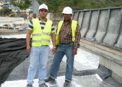 Residente, jefe de obra, superintendente de obras