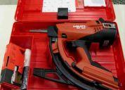 Pistola a gas - hilti gx120 - como nueva