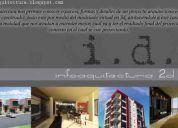 Renders + dibujo arquitectÓnico