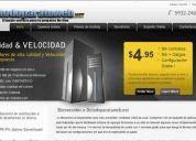 Franquicia de servicios web, aplica para todo el ecuador