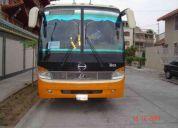 empresa de transporte turístico
