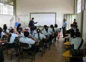 Tecnólogo en promoción social
