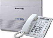 Centrales telefonicas panasonic ecuador venta, instalacion, progr