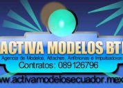 agencia de modelos en guayaquil