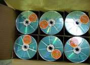 Tus diseÑos y documentos cd/dvd imprime y copia..dias de ofertas