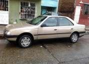 Vendo carro peugeot  405 aÑo 94  en buen estado
