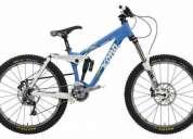 bicicleta de dh *kona stinky* nueva