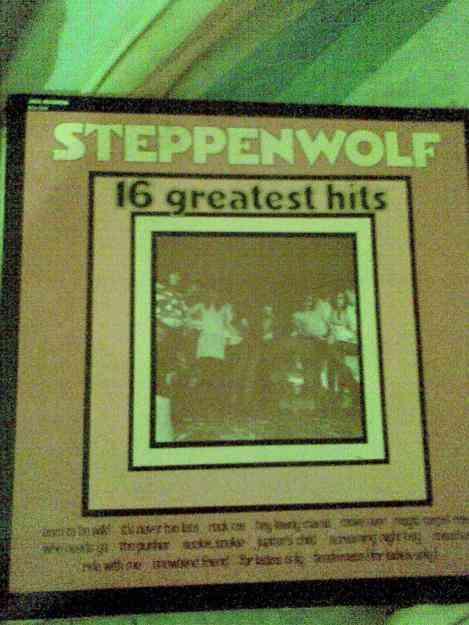 vendo 3 discos lp de rock de los años 70 en buen estado