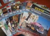 Vendo coleccion completa de taxis del mundo con revistas y cajas