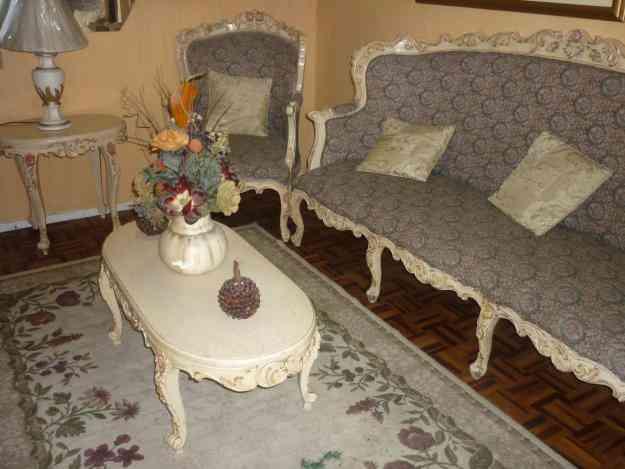 Vendo juego de muebles de sala cuenca doplim 37613 for Vendo muebles jardin