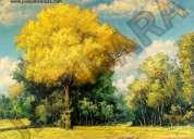 Venta cuadros - pinturas al oleo