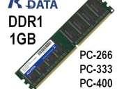 Precio de memorias ddr desde $16.79 pc 333 pc 400 ddr2 533 667 800