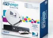 Kit satelital prepago directv - gratis partidos del campeonato nacional