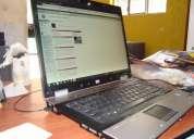 Hp core 2 duo barata para diseÑo grafico movile workstation 8530w
