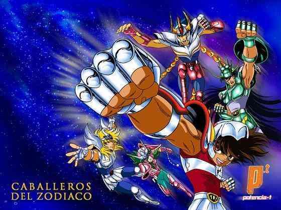 Caballeros del Zodíaco - Saga Completa