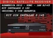 antenas satelitales  ecuador  precios desde 110