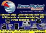 Instalacion y venta equipos dvr camaras seguridad camaras ip