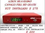 antenas satelitales ecuador precios bajos desde 135
