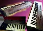 Vendo teclado roland rs-50 daÑado