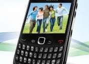 Fabuloso blackberry curve 8520   $220