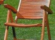 RestauraciÓn de muebles en madera de jardÍn & terraza